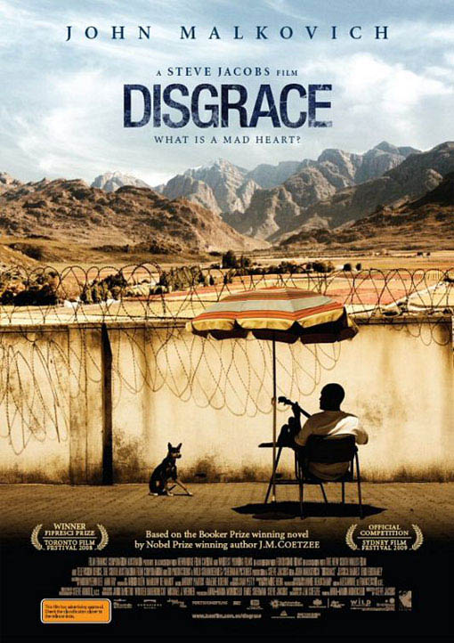 Disgrace Large Poster