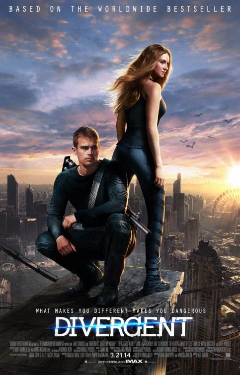 Divergent Large Poster