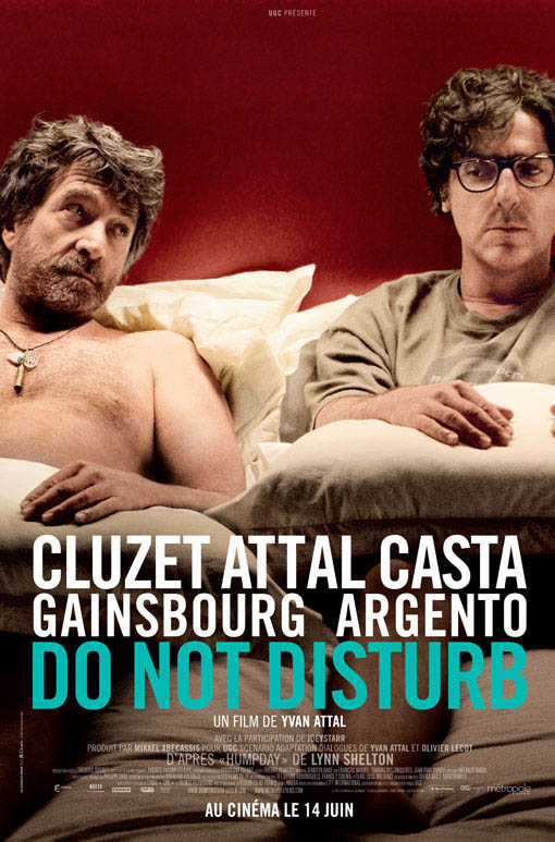 Do Not Disturb (2013) Large Poster