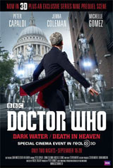 Doctor Who: Dark Water/Death in Heaven Movie Poster