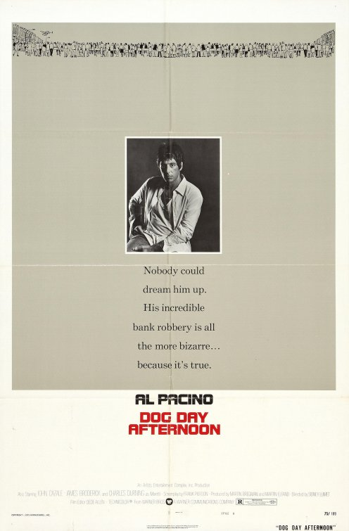 Dog Day Afternoon Large Poster