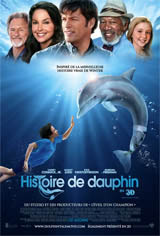 Histoire de dauphin Movie Poster