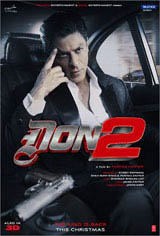 Don 2 Movie Poster