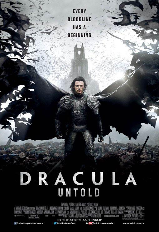 დრაკულა (ქართულად) - Dracula Untold / Дракула (2014)