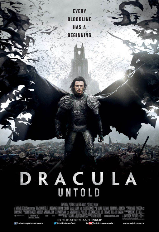 Dracula Untold – Povestea nespusa (2014)