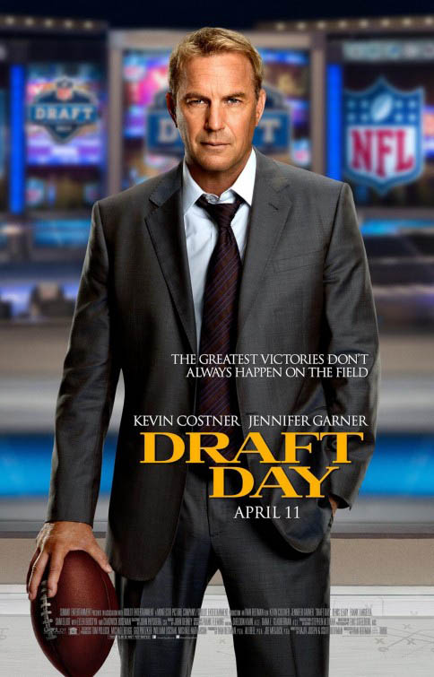 Draft Day Large Poster