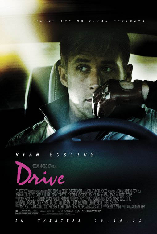 Drive Large Poster