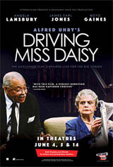 Driving Miss Daisy: Broadway on Screen Movie Poster
