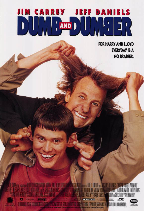Dumb and Dumber Large Poster