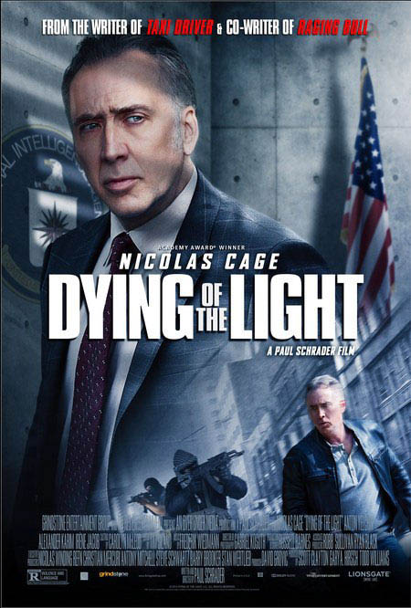 Dying of the Light Large Poster