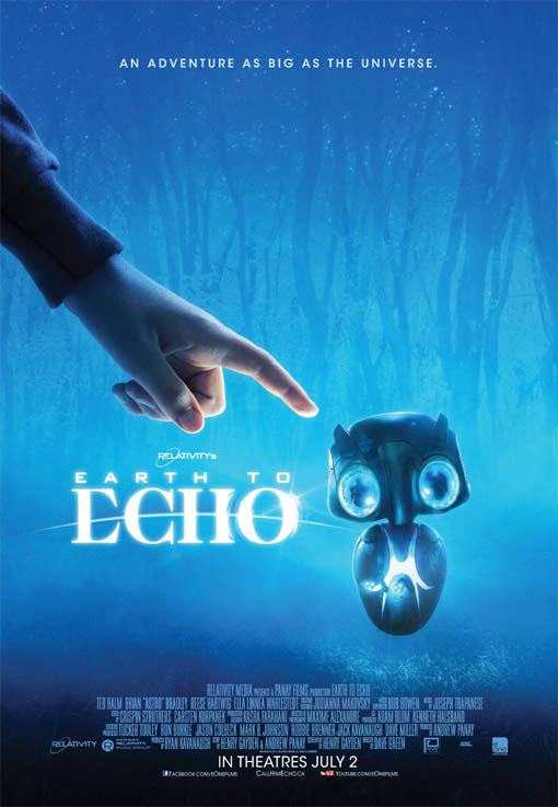 Earth to Echo Large Poster