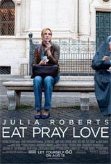 Eat Pray Love Movie Poster