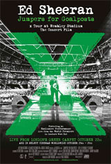 Ed Sheeran: Jumpers for Goalposts - Live from Wembley Stadium Movie Poster