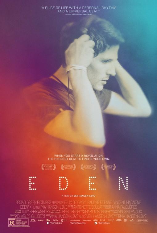 Eden Large Poster