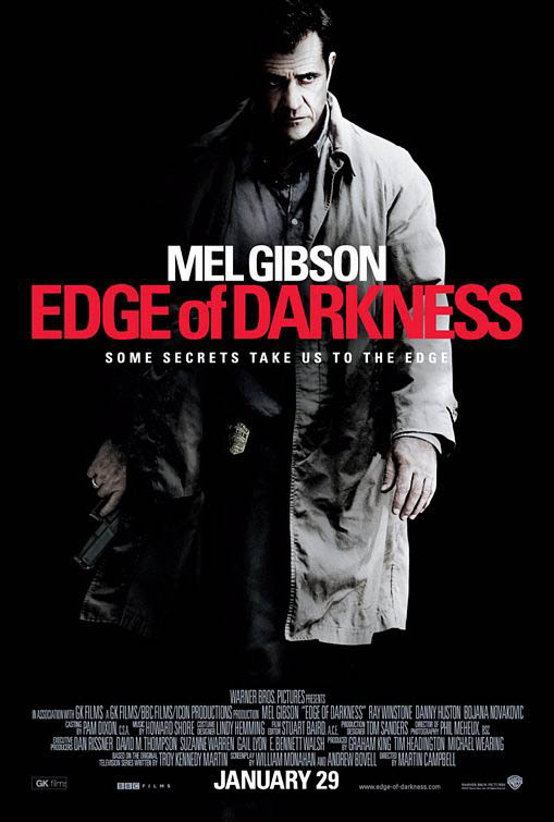 Edge of Darkness Large Poster