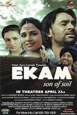 Ekam: Son of Soil Movie Poster