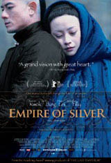 Empire of Silver Movie Poster