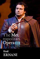The Metropolitan Opera: Ernani Movie Poster