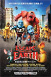 Escape From Planet Earth 3D movie poster