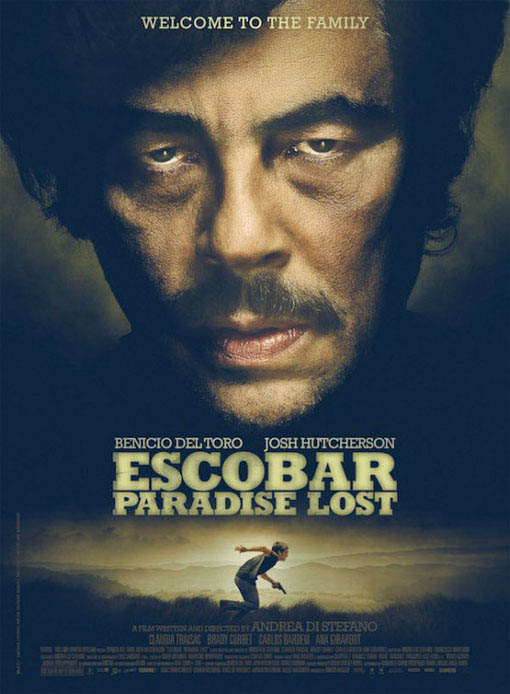 Escobar: Paradise Lost Large Poster