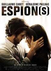 Spy(ies) Movie Poster