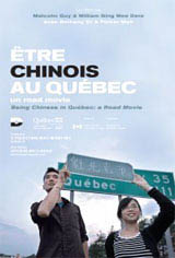 Being Chinese in Quebec: A Road Movie Movie Poster