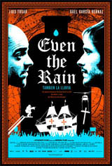 Even the Rain Movie Poster