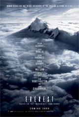 Everest 3D Movie Poster