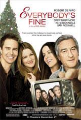 Everybody's Fine (2009) Movie Poster