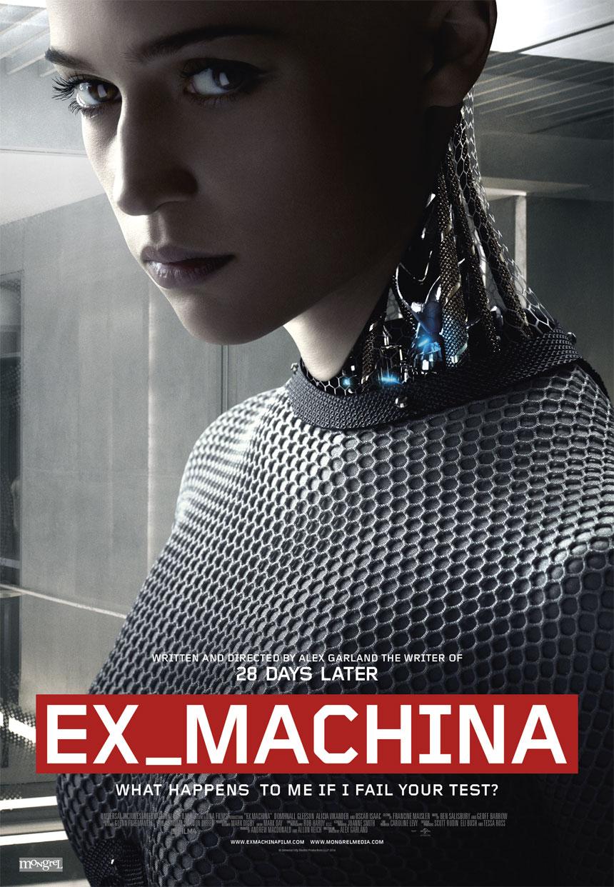Ex Machina Large Poster