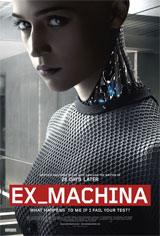 Ex Machina Movie Poster