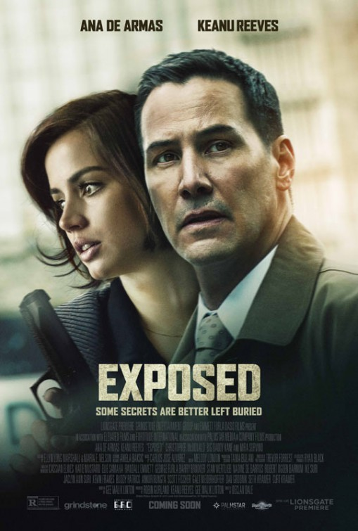 Exposed Large Poster