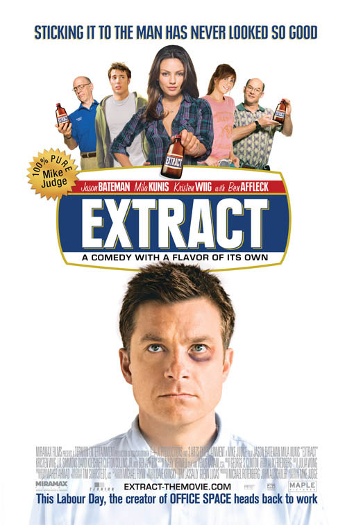 Extract Large Poster