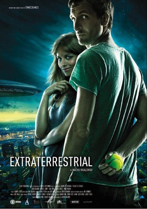 Extraterrestrial (2011) Large Poster
