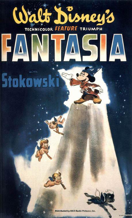 Fantasia Large Poster