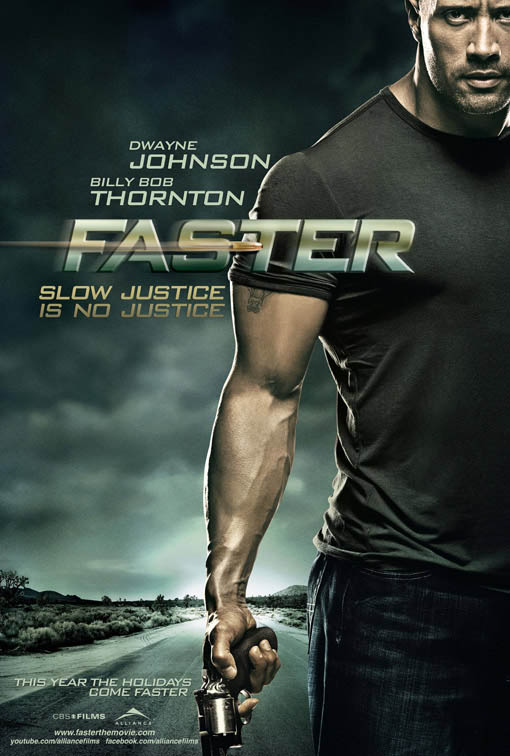 Faster Large Poster