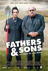 Fathers & Sons Movie Poster