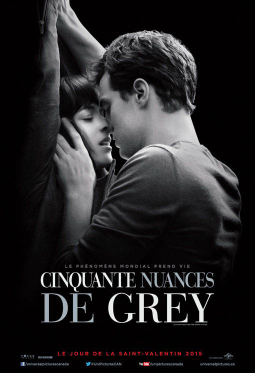 cinquante nuances de grey on dvd movie synopsis and info. Black Bedroom Furniture Sets. Home Design Ideas