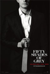 Fifty Shades of Grey: The IMAX Experience Movie Poster