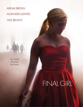 Final Girl Large Poster