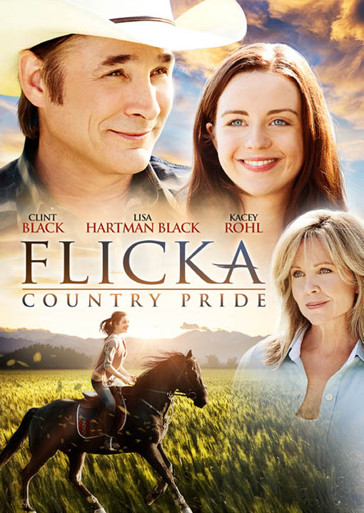 Flicka: Country Pride Large Poster