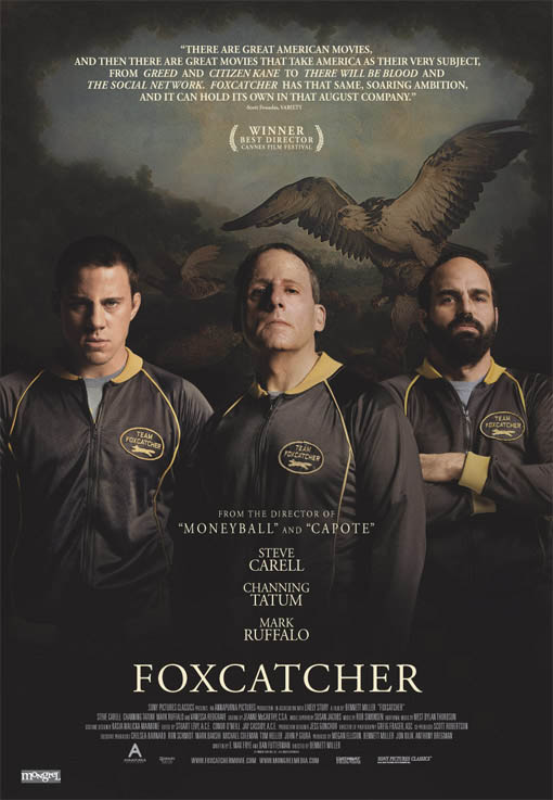 Foxcatcher Large Poster
