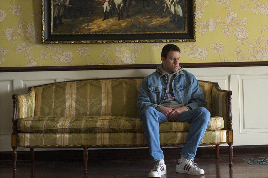 Foxcatcher on dvd movie synopsis and info