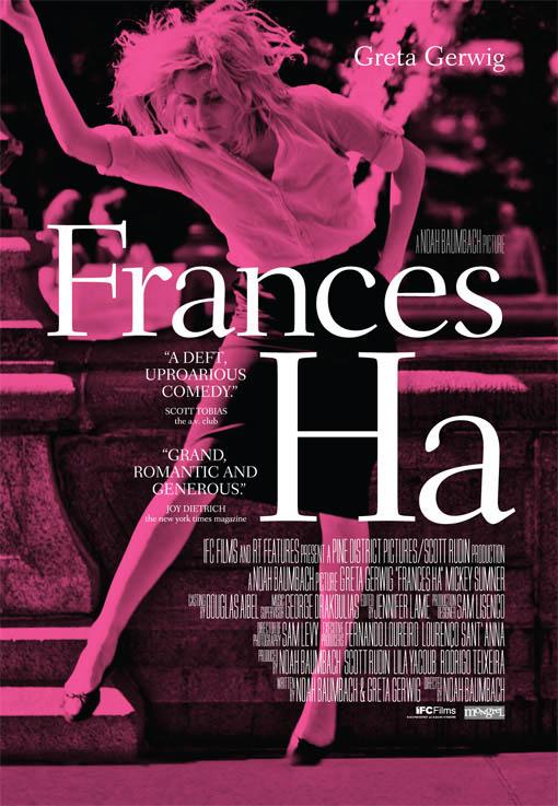 Frances Ha Large Poster