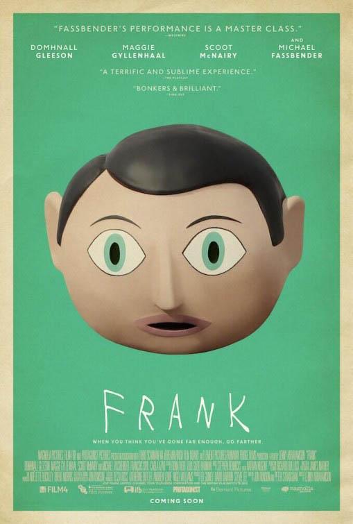 Frank Large Poster