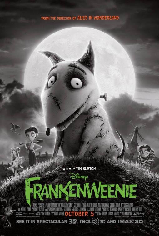 Frankenweenie Large Poster