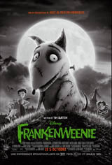 Frankenweenie (v.f.) Affiche de film