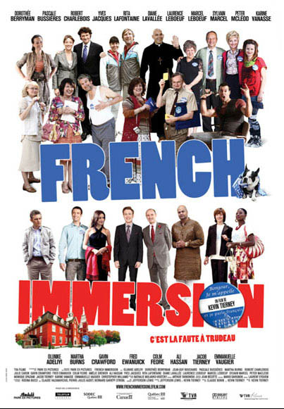 French Immersion Large Poster