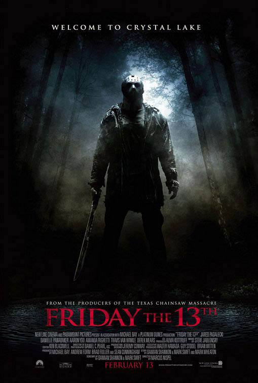 Friday the 13th (2009) Large Poster