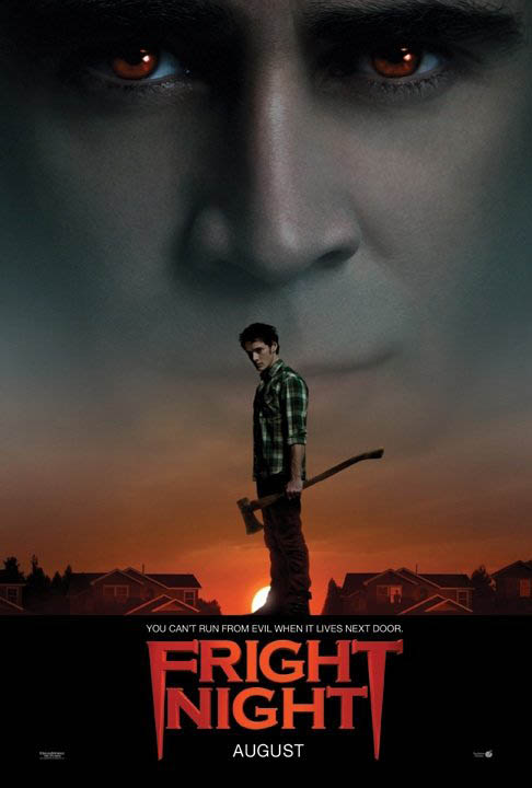 Fright Night Large Poster